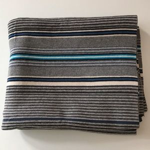 Gap Oversized Stripe Scarf